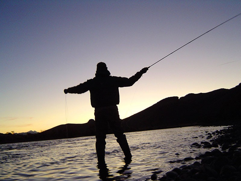 Bariloche fishing guides