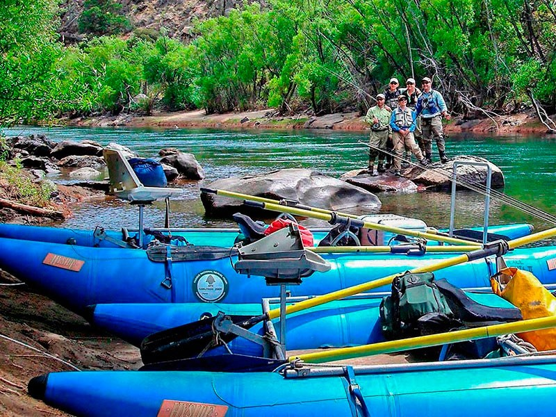 BARILOCHE FISHING TRIPS WITH OUTFITTERS PATAGONIA