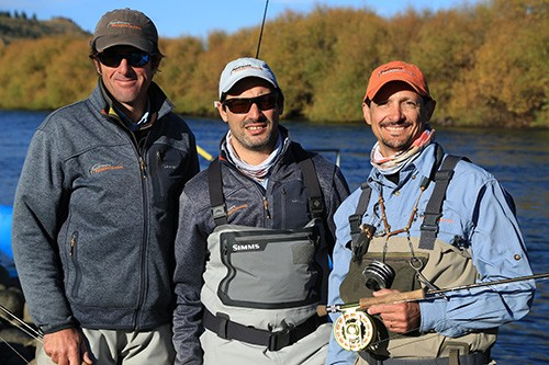 Fly fishing bariloche - The best guiding service in north Patagonia